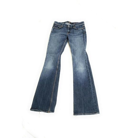 7 For All Mankind Denim - 7 Seven for All Mankind 27 Flynt Boot Cut Jeans